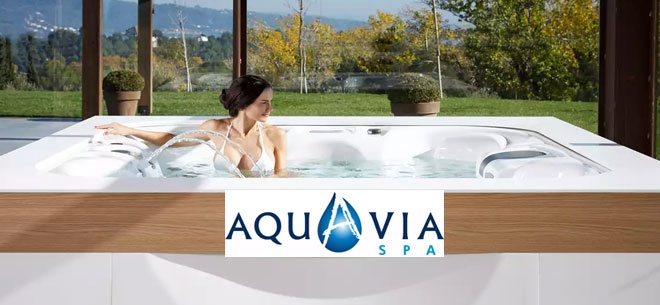Спа бассейны AquaVia Spa